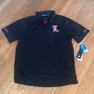 University of Louisville polo shirt